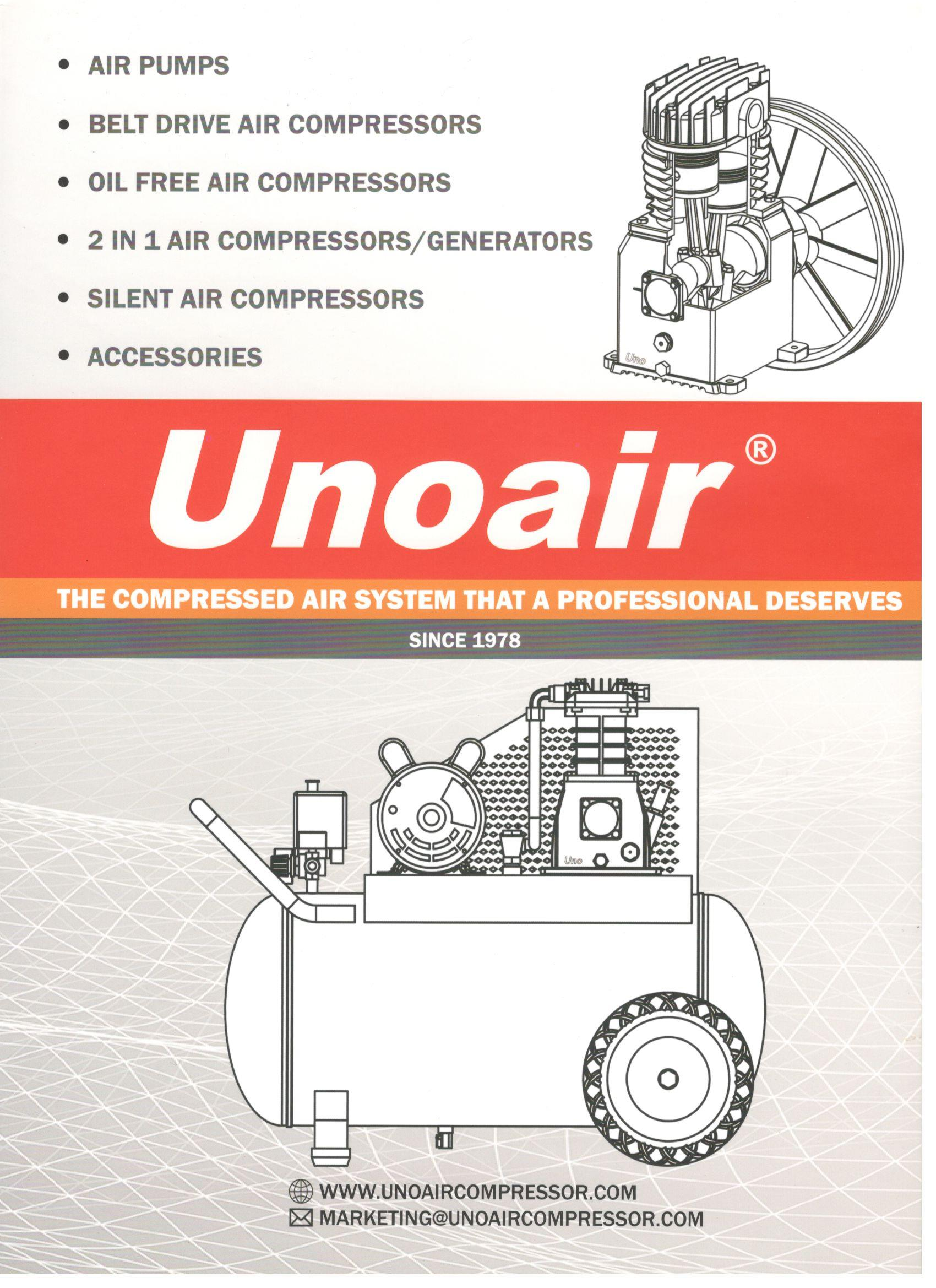 [Belt Air Compressors]