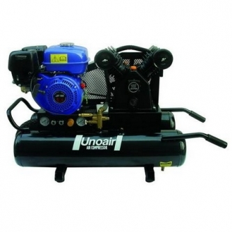 GAS-POWERED AIR COMPRESSORS